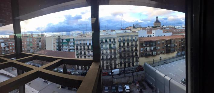 View on the 3rd floor
