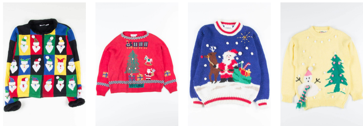 THE 2019 guide to Ugly ChristmasSweaters
