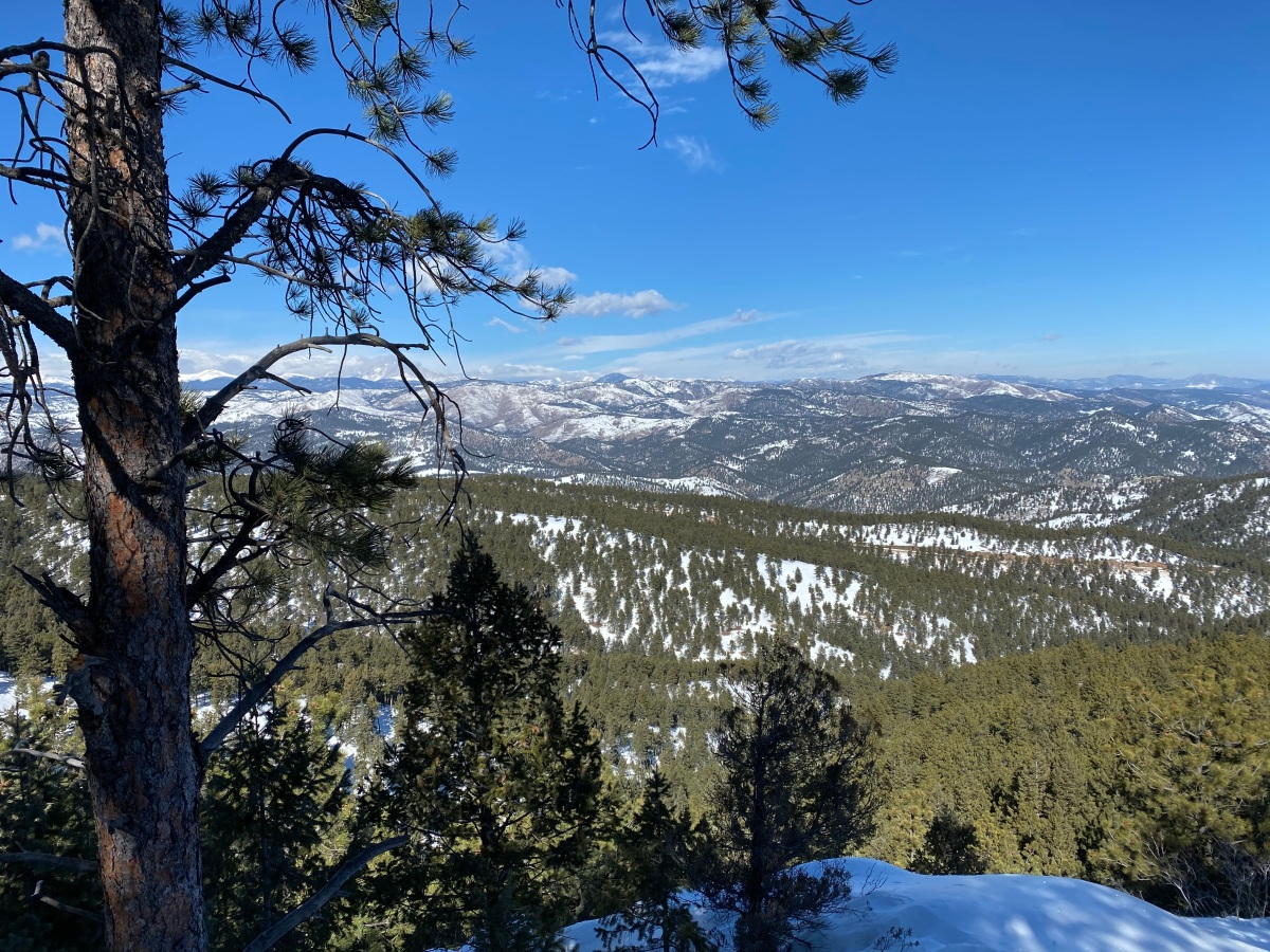 Green Mountain West Trail: Boulder,CO